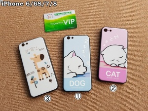 Ốp hinh Cute iPhone 6 / 6S